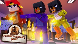 Video Minecraft Versus - FNAF BONNIE, CHICA AND FOXY FIGHT FOR SURVIVAL- modded mini gamne MP3, 3GP, MP4, WEBM, AVI, FLV Mei 2017