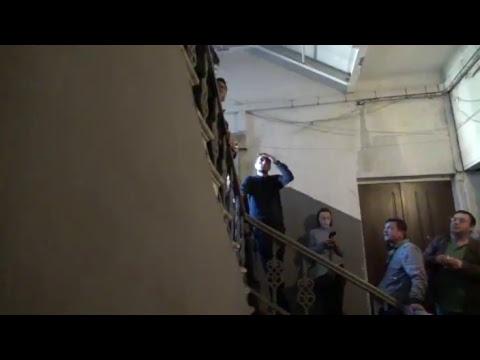 Փաշինյանն ու իր կողմնակիցները փակել են Բաղրամյան պողոտան. օր 4-րդ - DomaVideo.Ru