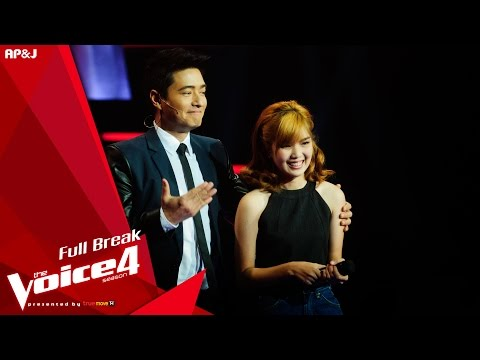 Video The Voice Thailand - Blind Auditions - 27 Sep 2015 - Part 2 download in MP3, 3GP, MP4, WEBM, AVI, FLV January 2017