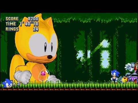 Sonic Mania Adventures + Winter Special V3.0