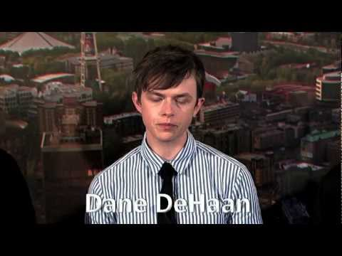 chronicle - Stars Dane DeHaan, Alex Russell and Michael B. Jordan, along with director Josh Trank answer questions about the film. Chronicle is in theaters February 3rd!