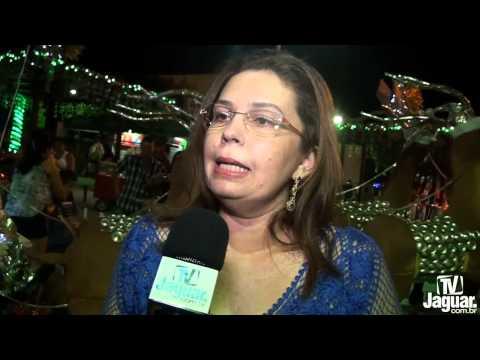 Natal de amor e luz em Jaguaribe preserva o meio ambiente 30 11 2014