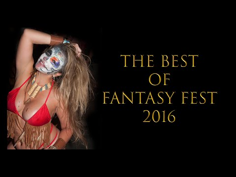 The Best of Fantasy Fest 2016 - Key West