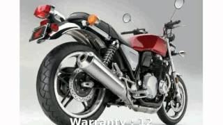 8. [traciada] 2013 Honda CB 1100 - Features & Info