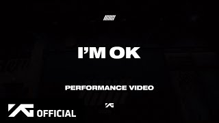 Video iKON - 'I'M OK' PERFORMANCE VIDEO MP3, 3GP, MP4, WEBM, AVI, FLV Maret 2019