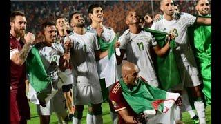 كيف غرد النشطاء في مواقع التواصل حول مباراة الجزائر وبوتسوانا؟