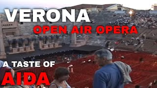 Opera Italy  city photo : Italy: Day trip to see the open-air opera in Verona (AIDA)
