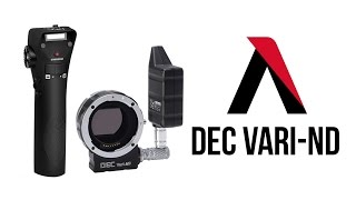 The DEC Vari-ND is the ultimate genius adapter. Product Link: https://store.aputure.com/products/dec-vari-nd 1. It lets you adapt ...