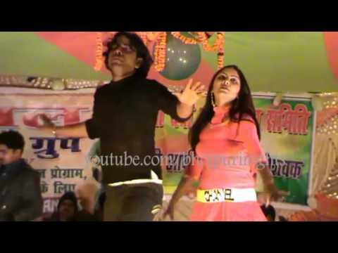 Video Desi Arkestra Dance Show Bihar on Sexy Bhojpuri Songs download in MP3, 3GP, MP4, WEBM, AVI, FLV January 2017