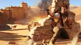 Top 10 Video Game Desert Levels