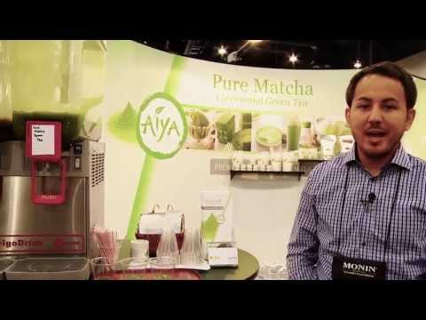 Aiya America at 2013 World Tea Expo