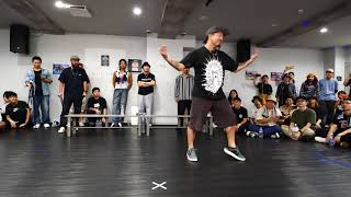 Kei – POP CITY 2019 OSAKA JUDGE DEMO
