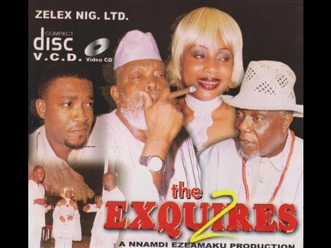 THE EXQUIRES PART 2- Nigerian Nollywood Movie