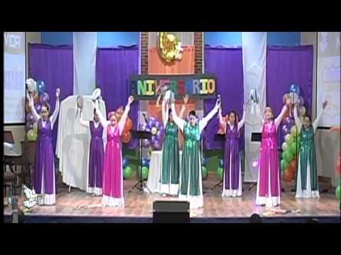 alabanzas y danza - Pastores: Rolando y Esther Rostro. 4945 Winchester Rd. Memphis Tn. 38118 Tel: 901-604-3649 www.nuevavidamemphis.com.