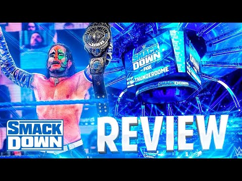 WWE estrena Thunderdome! | Smackdown 21 Agosto 2020 REVIEW
