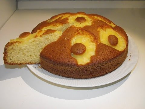 torta all'ananas - la video ricetta