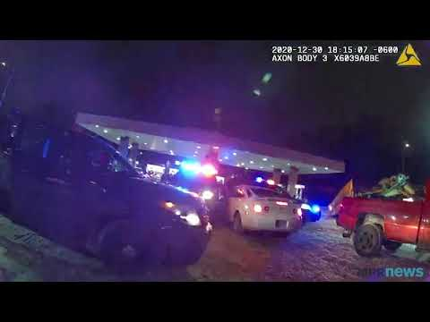 Minneapolis releases bodycam footage of a fatal police shooting