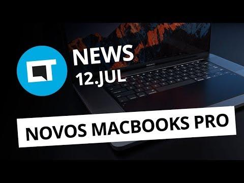 Novos MacBooks Pro de 13 e 15 polegadas; Visual do Galaxy Note 9 e+ [CT News]