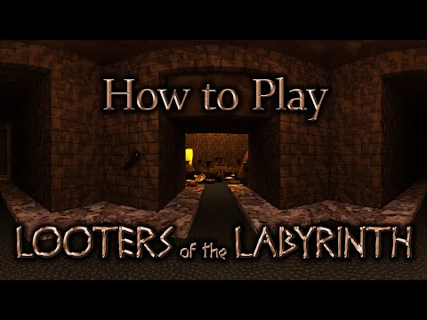 Looters of the Labyrinth