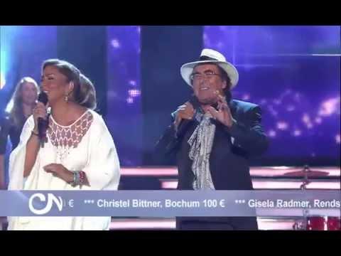 """al bano & romina - """"felicità"""" - versione nuova 2015"""
