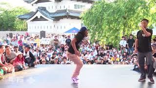 Madoka vs Gucchon – SHIROFES.2018 SAMURAI ASIA FINAL Semi Final