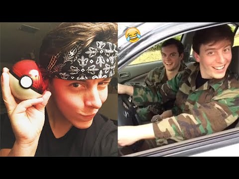 Try Not To Laugh Challenge  - Best Thomas Sanders Vines (impossible)