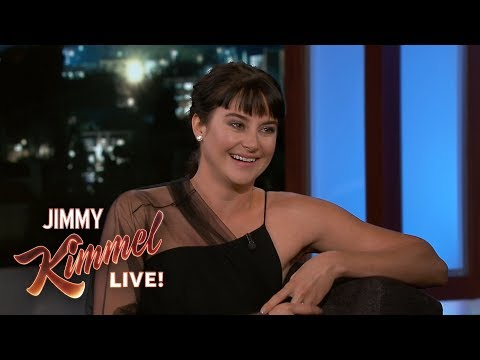 Download Shailene Woodley Reveals Everyone Vomited on Set HD Mp4 3GP Video and MP3