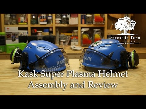 Kask Super Plasma Helmet - Review/Assembly