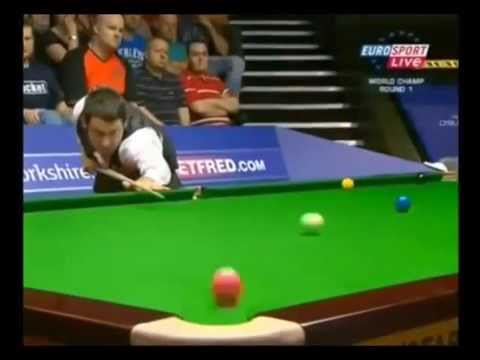 The Best Snooker Shots ever