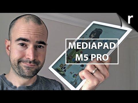 Huawei MediaPad M5 Pro Review: iPad Pro Rival?