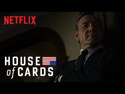 Neflix Releases the Official Trailer for  House of Cards  Season