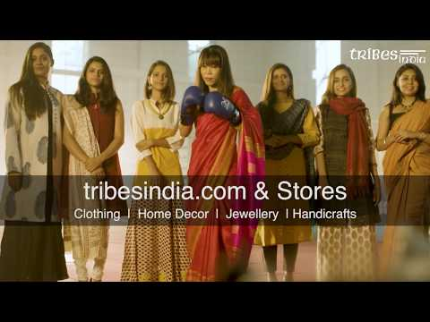 Handcrafted Jewellery | Clothing | Home Decor | Handicrafts | Mari Kom | Tribes India | TRIFED