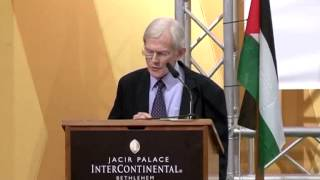 Colin Chapman And Brother Andrew: Evangelicals, Islam and the Israel-Palestinian Conflict