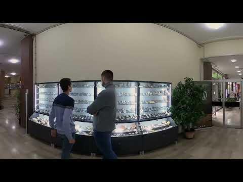 Улазни хол Департмана за биологију и екологију