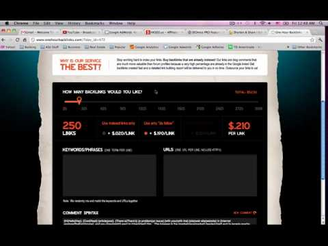 Where to Buy Backlinks in 2014 | Where to Get Backlinks | Ways to get Backlinks
