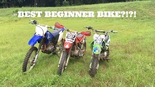5. What is the Best Beginner Dirt Bike? (New Rider Series EP: 1)