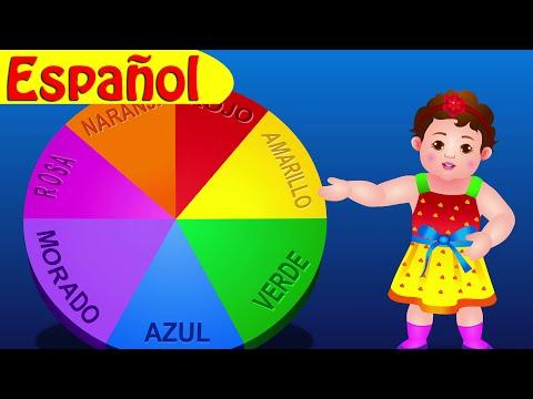 ¡La Canción de Los Colores! (Learn the Colors!) | Canciones infantiles en Español | ChuChu TV