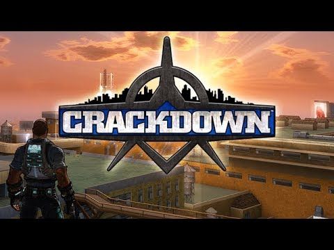 Crackdown - The Strong Arm of the Law
