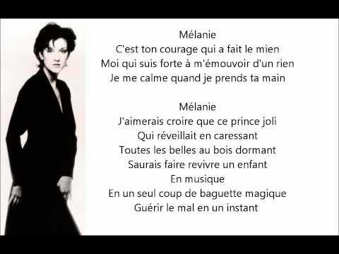 ♫ Mélanie [Céline Dion] 1984