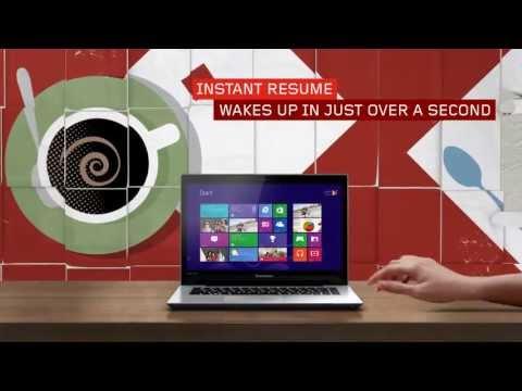 Lenovo U330 & U430 touch laptop tour