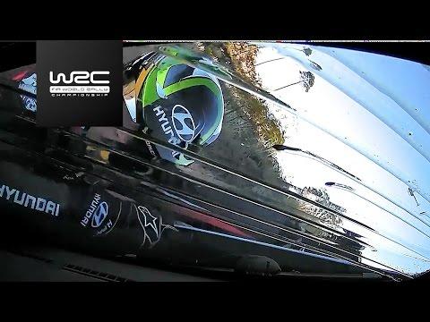 WRC - YPF Rally Argentina 2017: CRASH Hayden Paddon