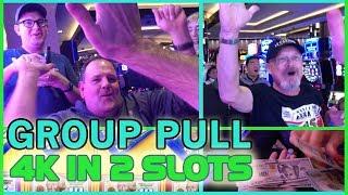 Video ✋💰 Betting $4,000 on 2 HIGH LIMIT Slot Machines 🎰🎰  Fruit Machine Pokies w Brian Christopher MP3, 3GP, MP4, WEBM, AVI, FLV Januari 2019