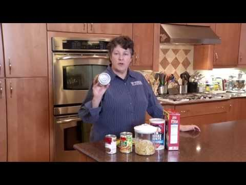 Explaining Food Expiration Dates