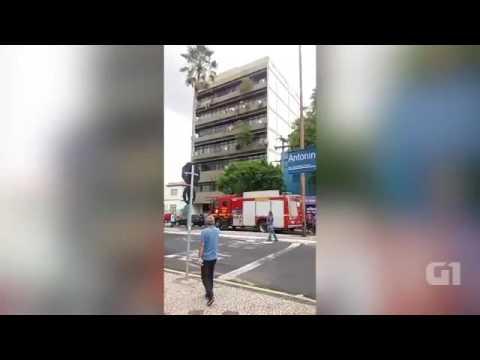 2017 Terremoto em Teresina Piauí e em São Luís.