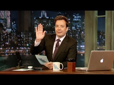 WATCH: Jimmy Fallon #mydoctoriswierd