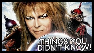 Video 9 Things You (Probably) Didn't Know About Labyrinth! MP3, 3GP, MP4, WEBM, AVI, FLV November 2018