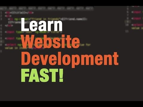 Web Development Tutorial for Beginners (#2) – Basic CSS – How to build a website