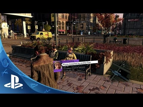 Minute - Check out Watch Dogs' groundbreaking multiplayer modes where everything and everyone is connected. Learn how Watch Dogs is blurring the line between single and multiplayer, and get a glimpse...
