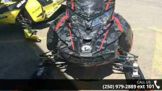 2. 2015 Ski-Doo Summit® X® with T3™ Package - 174 in.  -...