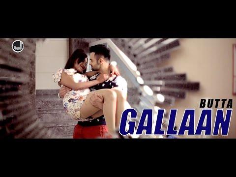 Download Gallaan | Butta | New Punjabi Song 2015 | Japas Music HD Video